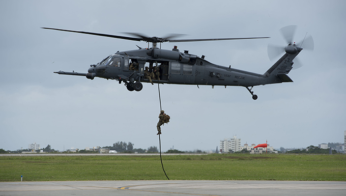 31st and 33rd Rescue Squadrons show capabilities