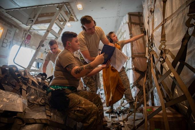 Missouri Airmen conduct annual field training at KAB