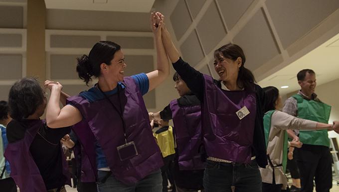 Japanese, U.S. Teachers Boost Bilateral Future